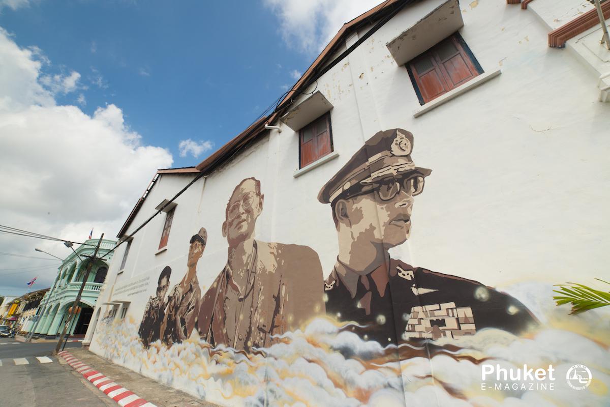 Street art phuket town 61