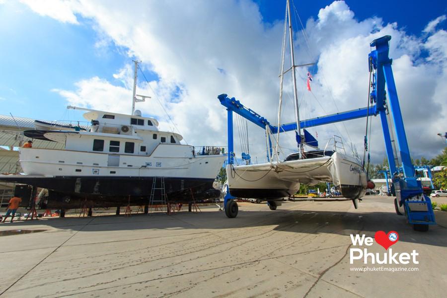 Yacht Marina in Phuket - Phuket E-Magazine