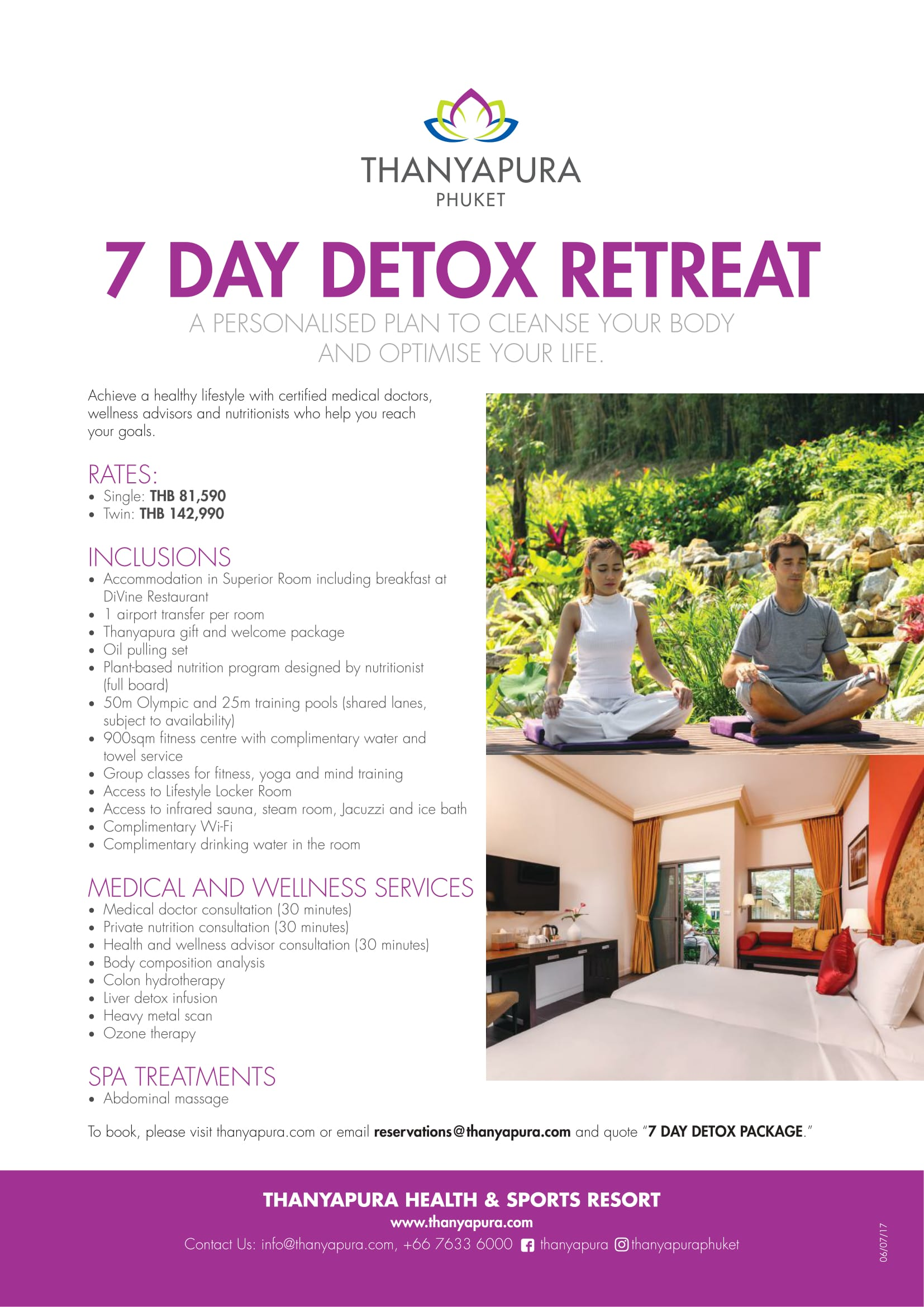 7 day detox plan to kick start your metabolism healthy day