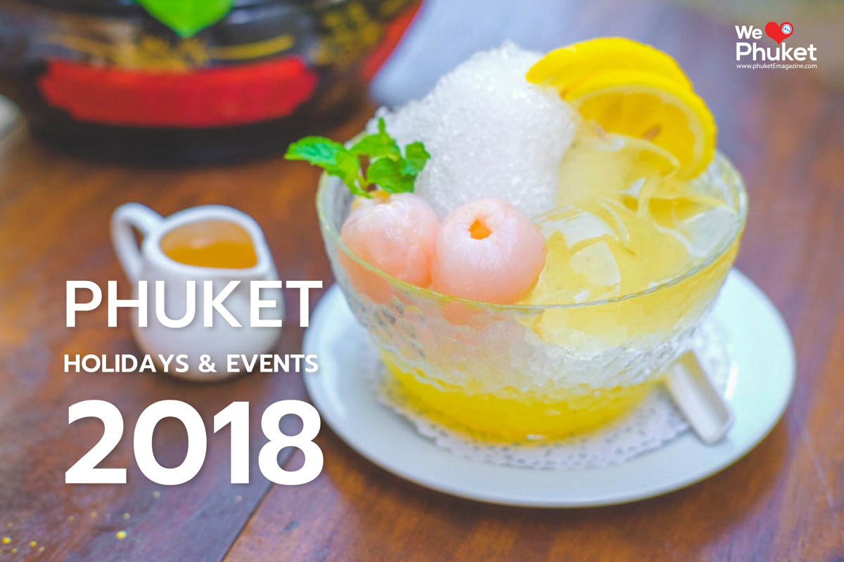 Phuket Holidays & Events 2018-18