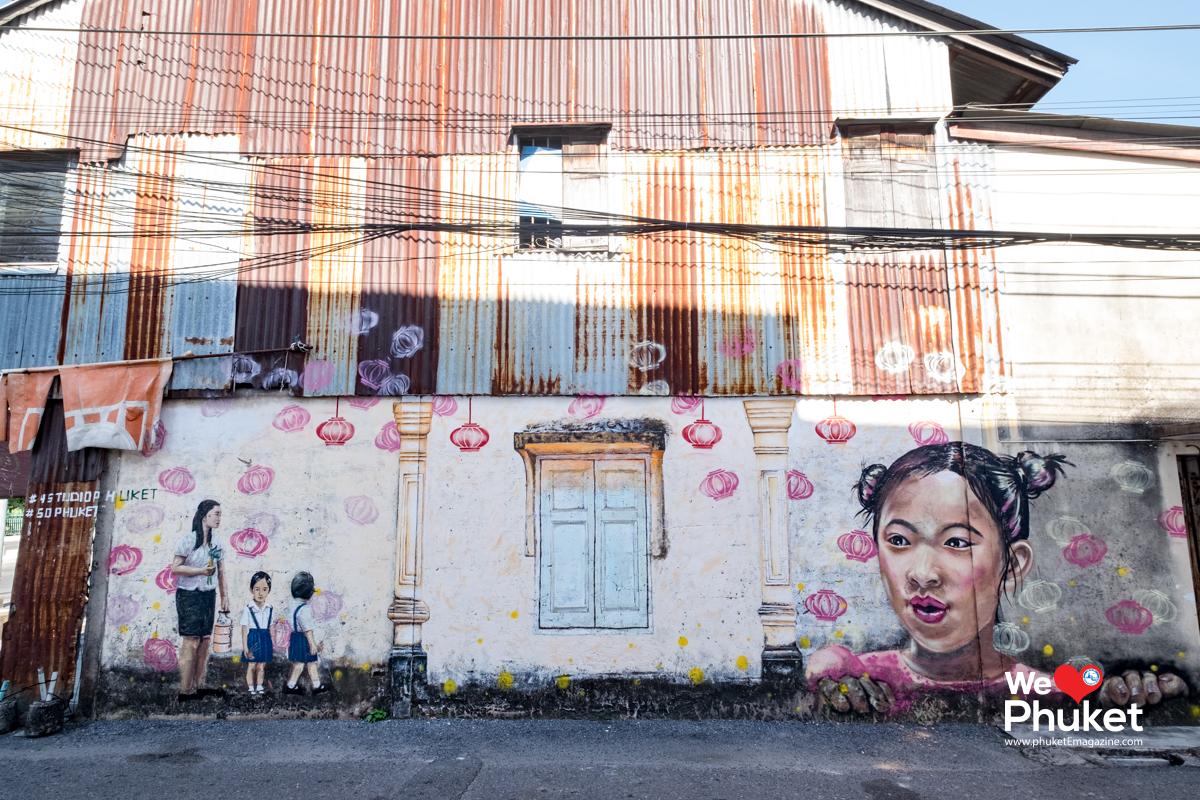 Street art Phuket V.2