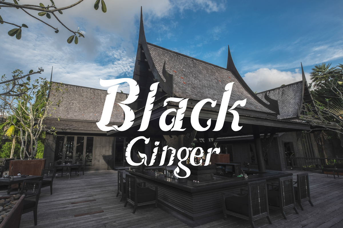 Black Ginger-1